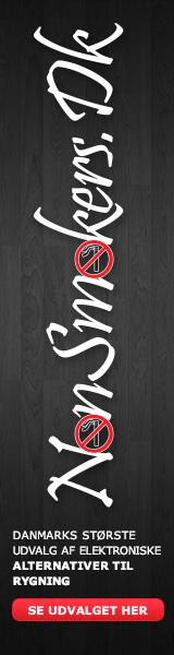 E-Cigaretter og Dampgrej